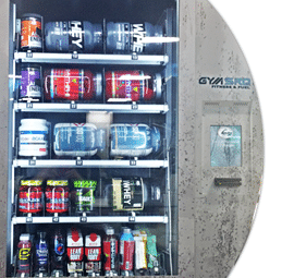 Automated Supplement Store